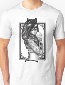 Tattoo Sirens - Catwoman T-Shirt