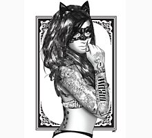 Tattoo Sirens - Catwoman Unisex T-Shirt