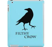 Filthy Crow iPad Case/Skin