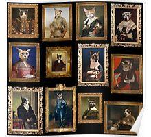 Pet Portrait Gallery Poster
