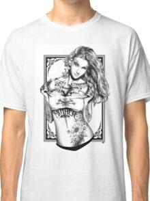 Tattoo Siren - Poison Ivy Classic T-Shirt