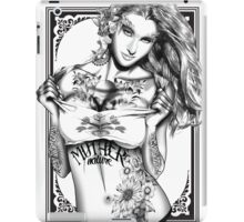 Tattoo Siren - Poison Ivy iPad Case/Skin