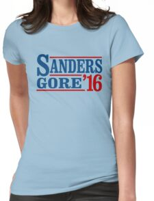 Sanders Gore 2016 Womens Fitted T-Shirt