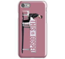 This is Gospel Special Order iPhone Case/Skin
