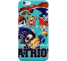 Patriot new england iPhone Case/Skin
