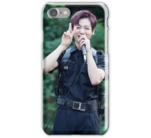 Officer Jeon Jungkook 정국 iPhone Case/Skin