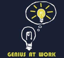 Genius at work Kids Tee