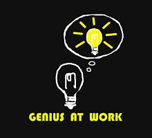 Genius at work Unisex T-Shirt