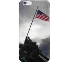 Marine Corps War Memorial iPhone Case/Skin