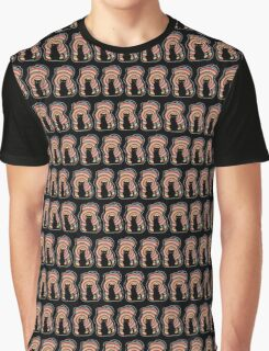 time for child stories: the BLACK CAT Graphic T-Shirt