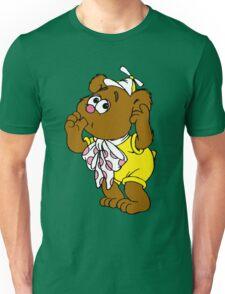 Muppet Babies - Fozzie Bear - Sucking Thumb Unisex T-Shirt