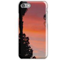 desert sunset - socal desert 2016 iPhone Case/Skin