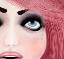 Dear little doll series... MUFFIE Sticker