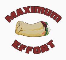 Maximum Effort One Piece - Short Sleeve