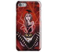 All I want is Halloween iPhone Case/Skin