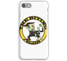 The Fighting Walkers with Logo iPhone Case/Skin