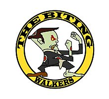 The Fighting Walkers with Logo Photographic Print