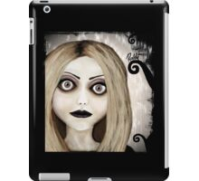 Dear little doll series... TIFFANY iPad Case/Skin