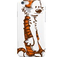 Hobbes Alone iPhone Case/Skin