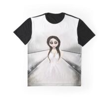 I feel like a ghost. Graphic T-Shirt