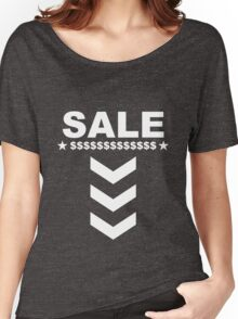 SALE!!! Women's Relaxed Fit T-Shirt