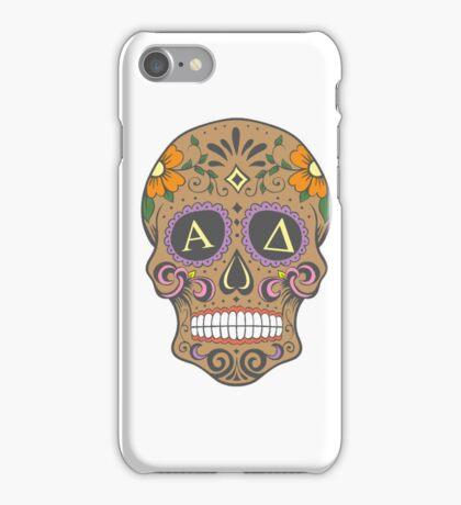 Alpha Delta iPhone Case/Skin