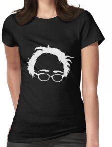 Feel the 8-Bit Bern Womens Fitted T-Shirt