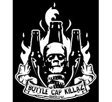 Bottle Cap Killaz Photographic Print