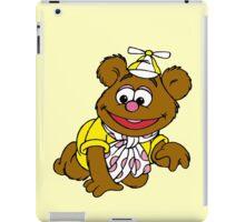 Muppet Babies - Fozzie Bear - Crawling iPad Case/Skin