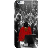 Kanye Dropping Beats iPhone Case/Skin