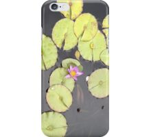 From the Depths Beauty Grows iPhone Case/Skin