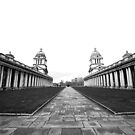 The Old Royal Naval College by Elizabeth Tunstall