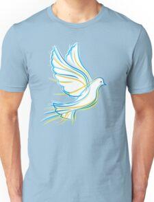 Ukrainian Dove Unisex T-Shirt