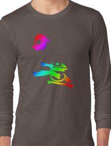 Dj Music Mixing funny nerd geek geeky Long Sleeve T-Shirt