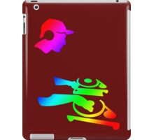 Dj Music Mixing funny nerd geek geeky iPad Case/Skin