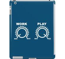 Play hard iPad Case/Skin