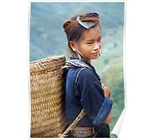 Home is the Sapa hills Poster