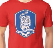 South Korea Football Unisex T-Shirt