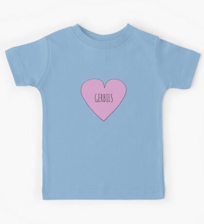 Gerbil Love Kids Tee