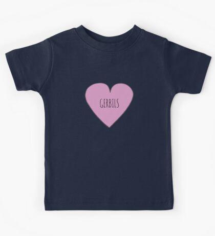 Gerbil Love Kids Tee