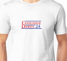 Coolidge Dawes '24 Unisex T-Shirt