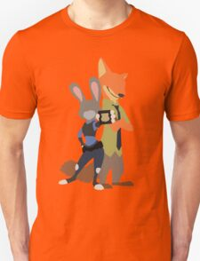 Judy and Nick Unisex T-Shirt
