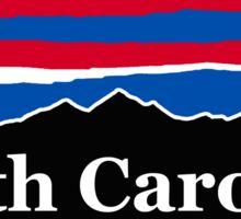 South Carolina Red White and Blue Sticker