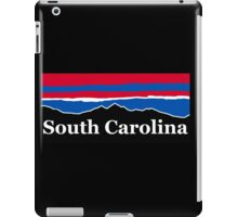 South Carolina Red White and Blue iPad Case/Skin