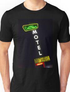 Cactus Motel on Route 66 Unisex T-Shirt