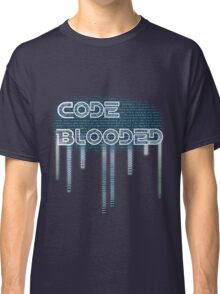 Code Blooded Classic T-Shirt