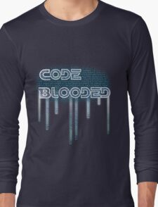 Code Blooded Long Sleeve T-Shirt