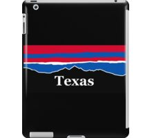 Texas Red White and Blue iPad Case/Skin