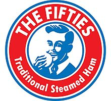 The Fifties Steamed Ham Photographic Print