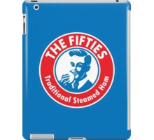 The Fifties Steamed Ham iPad Case/Skin